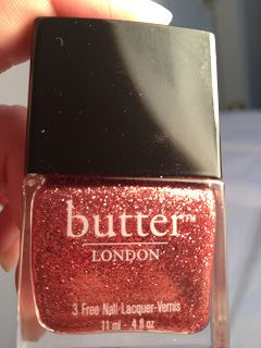 Butter London NOW available at Sephora.com | Simply Stine