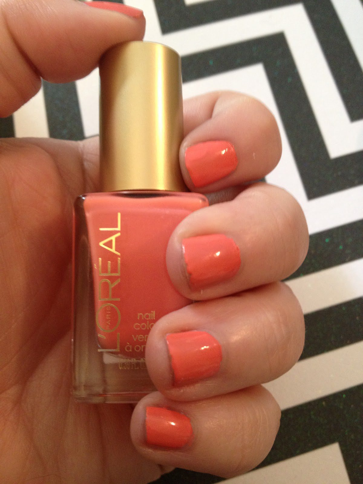 Get Spring Ready Nails with L\'Oreal Paris Colour Riche Nail ...